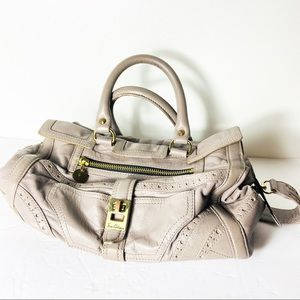 Sam Edelman Gray Shoulder Purse Handbag 16x10